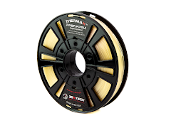 3DXTECH Thermax Natural PPSU Filament - 1.75mm (0.5kg)