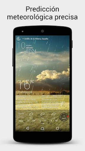 Tiempo en Vivo para Android