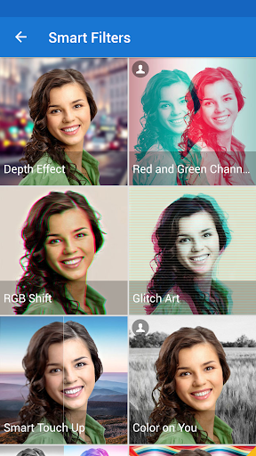Photo Lab Picture Editor: face effects, art frames 3.2.4 screenshots 7