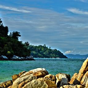 pulau sembilan by Azwan Abdul Aziz - Landscapes Beaches