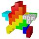3D Color by Number: Voxel, Unicorn, Pixel Art 3D (app)