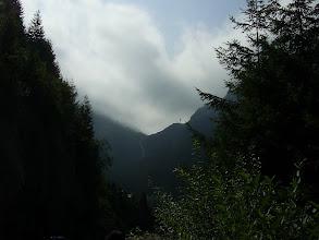 Photo: Peisaj ( urcare pe transfagarasan)