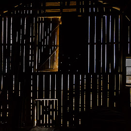 Barn Light by Kevin Frick - Buildings & Architecture Other Interior ( barn, light, interior )