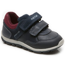 Geox B Shaax Trainer TODDLER BOOT