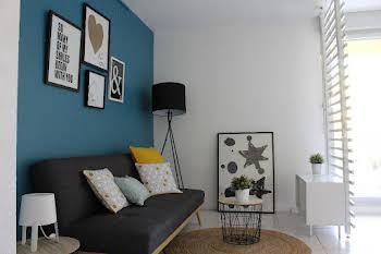 Appartement meublé 2 pièces 35,28 m2