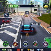 Idle Racing GO: Car Clicker & Driving Simulator
