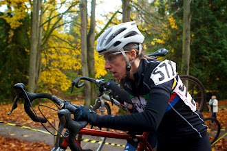 Photo: The stair-to-log run up  created a zone of suffering @mfgcross' Woodlawn Park