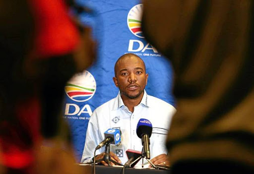 Nothing destroys the life of a child like the effects of drug addiction, says DA leader Mmusi Maimane.