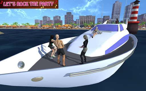 迈阿密海滩的教练夏日派对|玩模擬App免費|玩APPs