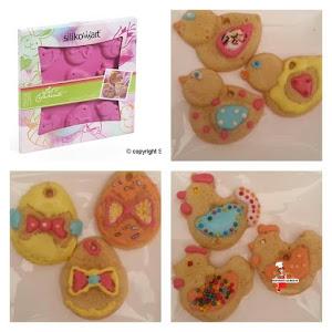 Easter Cookies (Silikomart)