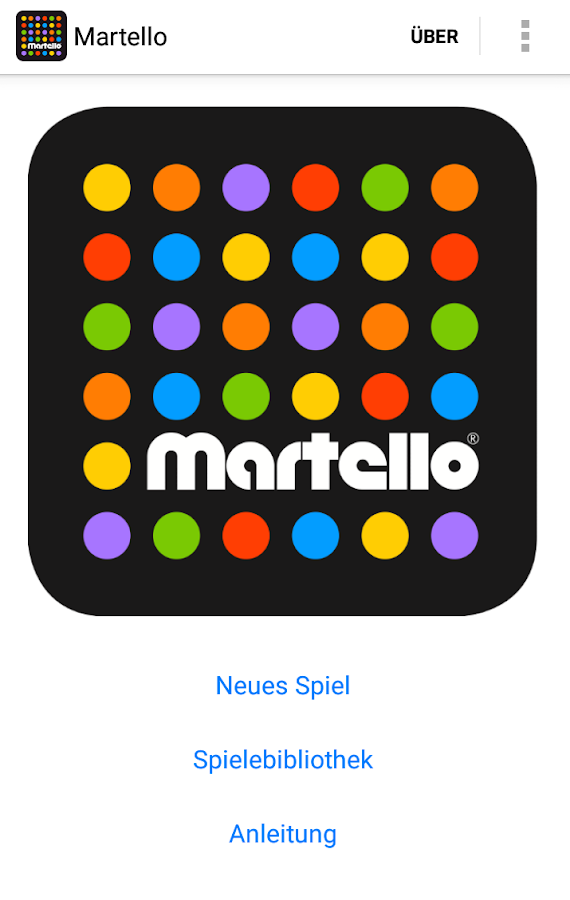 Martello- screenshot