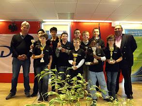Photo: Mulhouse, vice-champion de France 2015