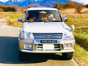 ランドクルーザープラド VZJ95W プラド95のカスタム事例画像 kawasemiさんの2019年11月04日21:18の投稿