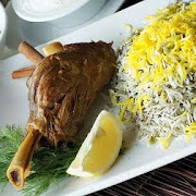 Baghali Polo with Shank