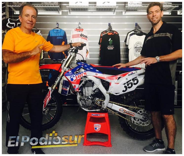 Jorge Martin y Fernando Calveras, la combinación para llegar a USA.
