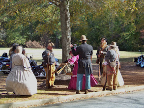 Photo: Here Are Some Of The Civil War Reenactors