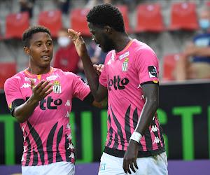 Une recrue estivale de Charleroi intéresse un club de D1B