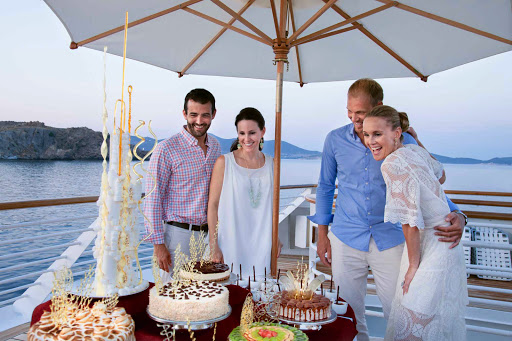 Seadream-luxuries.jpg - Delight in the treats awaiting you on a SeaDream cruise.