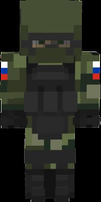 Nice Skin for Russian!!