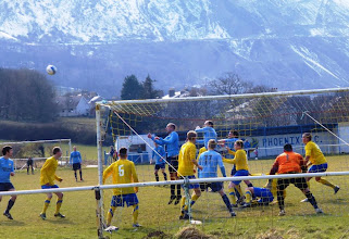 Photo: 30/03/13 v Llandyrnog United (Welsh Alliance Division 2) 3-1 - contributed by Mike Latham
