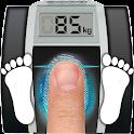 Weight Finger Scanner Prank icon