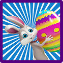 Memory: Easter bunny icon