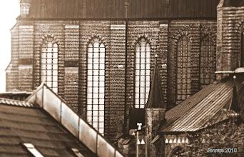 Photo: Backstein  Hermoso ejemplo de arquitectura gotica
