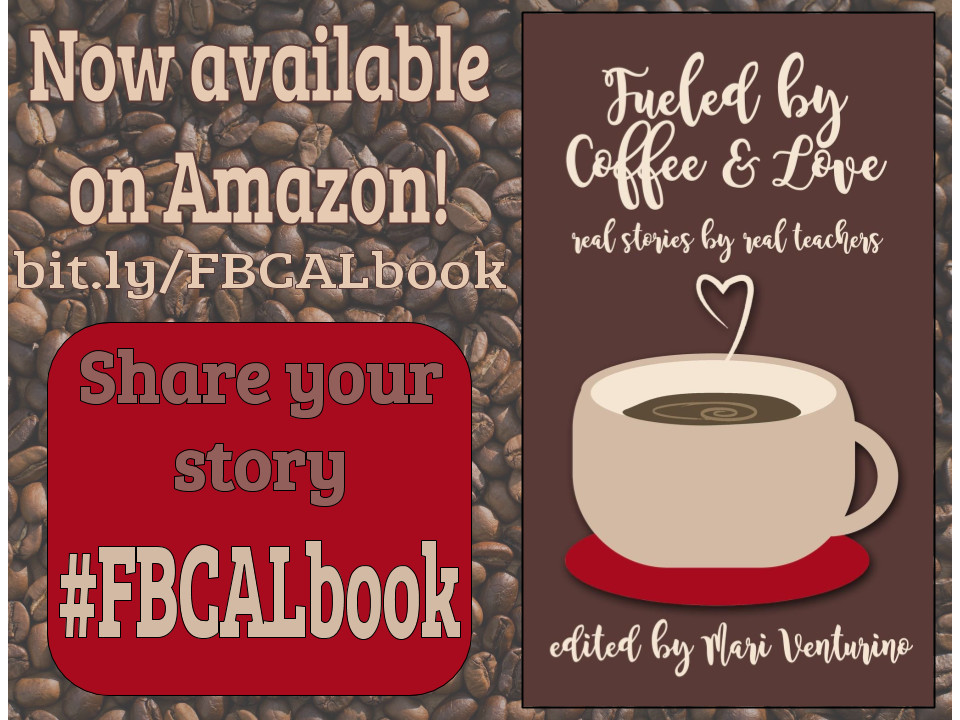 Find Fueled by Coffee and Love on Amazon. And share your story with #FBCALbook
