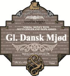 GL. Dansk Mjød Ginger