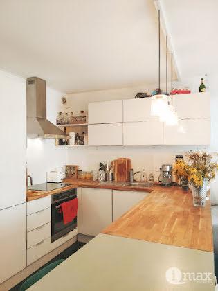 Vente appartement 3 pièces 59,05 m2
