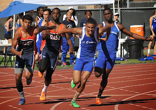Photo: 400 Relay 1st 42.97