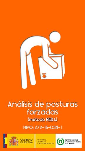 Carga postural - REBA