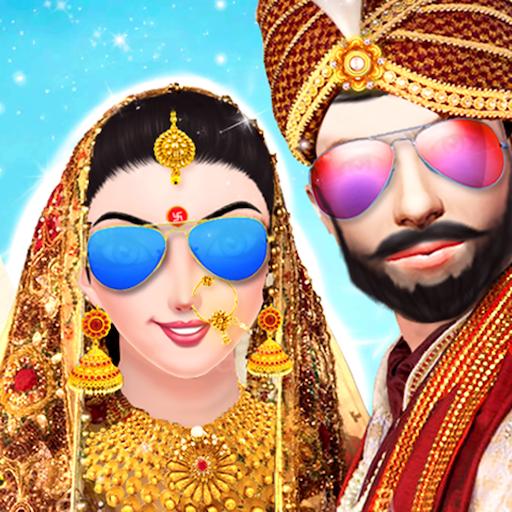 Indian Wedding Bride Salon - Dress up & Makeover