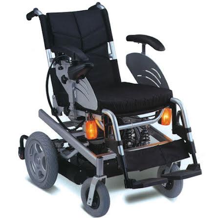 Eldriven rullstol