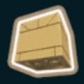 砂岩の天井