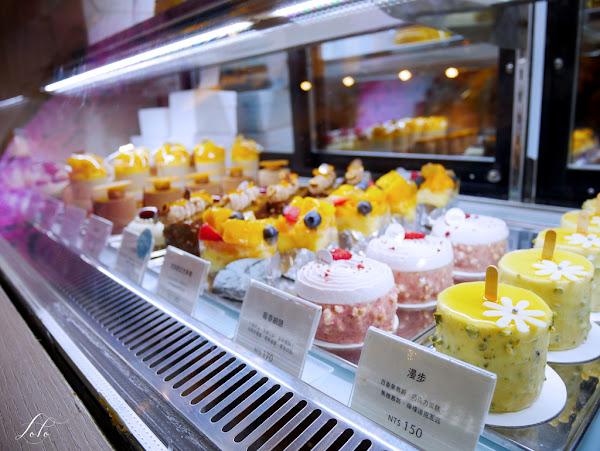 Le Ruban Pâtisserie 法朋烘焙甜點坊-一開店就客滿的精緻甜品 /仁愛路/大安區/台北市/