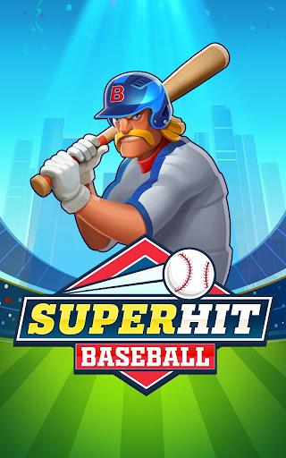 Super Hit Baseball  screenshots 15