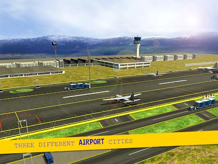 Cargo Plane City Airport 1.0 screenshot 69646