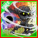 Ninja Warrior runner icon