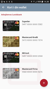 AL-Wallet - náhled