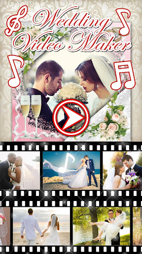 Wedding Video Maker with Music ud83dudc9d 1.4 screenshots 1