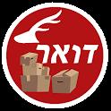 מעקב משלוחים וחבילות בדואר icon