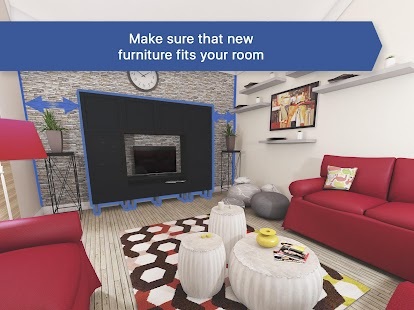 3D Living Room for IKEA - Interior Design Planner - Android Apps ...