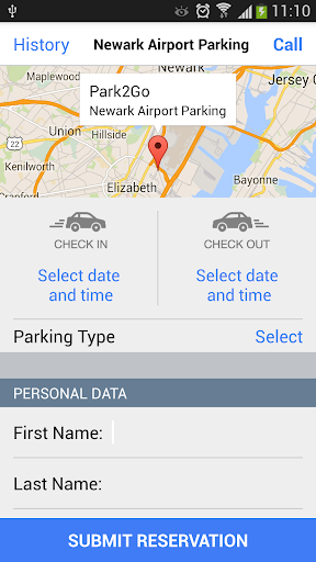 玩旅遊App|Newark Airport Parking免費|APP試玩