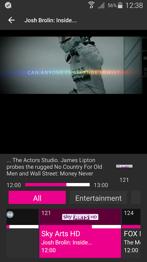 u-mee TV- screenshot