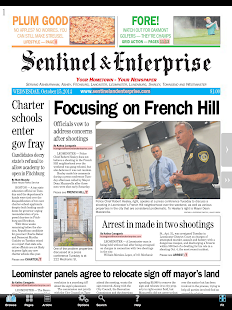 The Sentinel & Enterprise - náhled