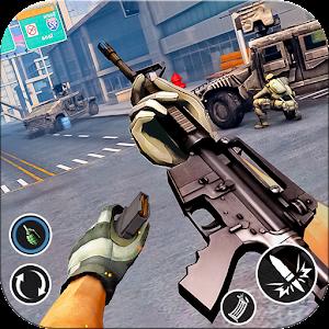 Cover Shoot: Elite Sniper Strike