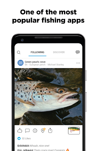 Fishbrain - local fishing map and forecast app 6.28 screenshots n 1