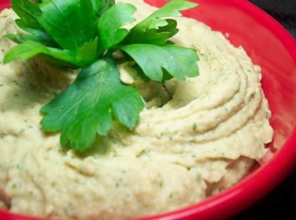 Roasted Eggplant Hummus Recipe