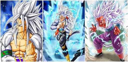 Descargar Goku Ssj5 Wallpaper Hd Para Pc Gratis última